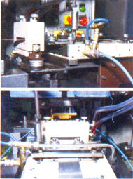Coil Stock Lubrication System Pneumatic Feeder Air